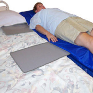 Slide Board – Hip Shoulder in use