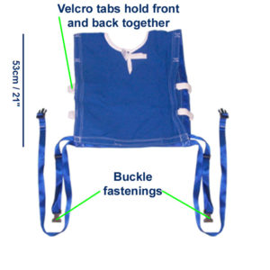 Shenton Safety Vest dimensions