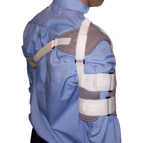Shoulder Cuff Kit in use