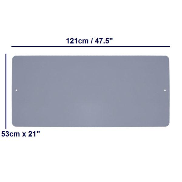 Slide Board Trolley – dimensions