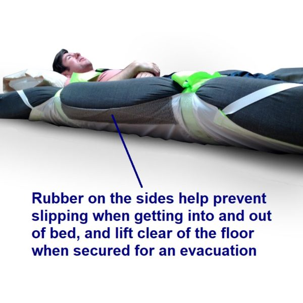 15 – ResQsheet – rubber on sides