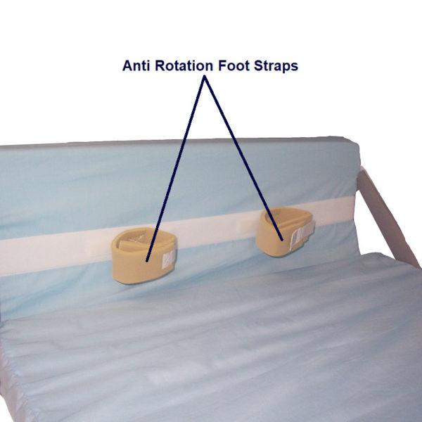Heel & Footdrop Bed Support Foot Straps
