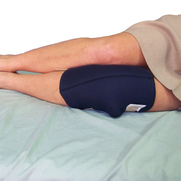 Knee Separator in use