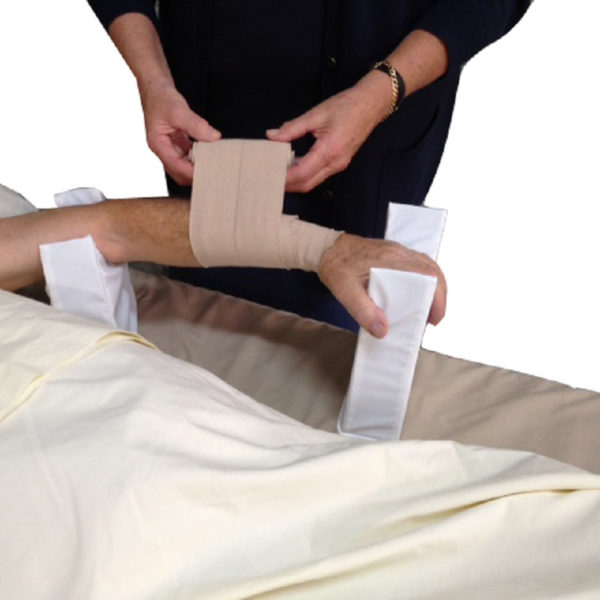 Leg Arm Bandaging Support in use