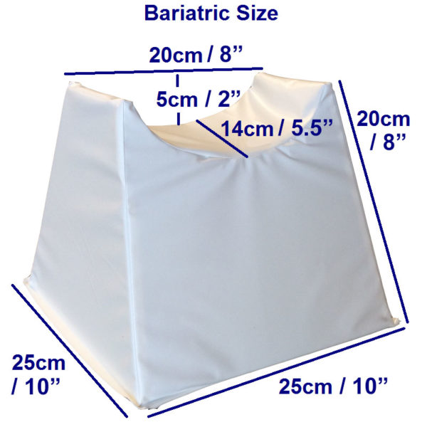 Leg Arm Bandaging Supports – Bariatric dimensions