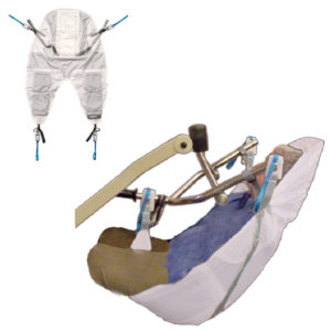 RPH Keyhole Double Amputee Sling