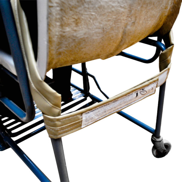 Shower Belt with Leg Straps