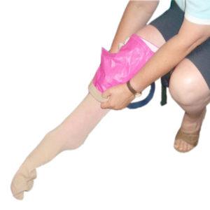 Stocking Slider – Enclosed Toe – Wrap Around