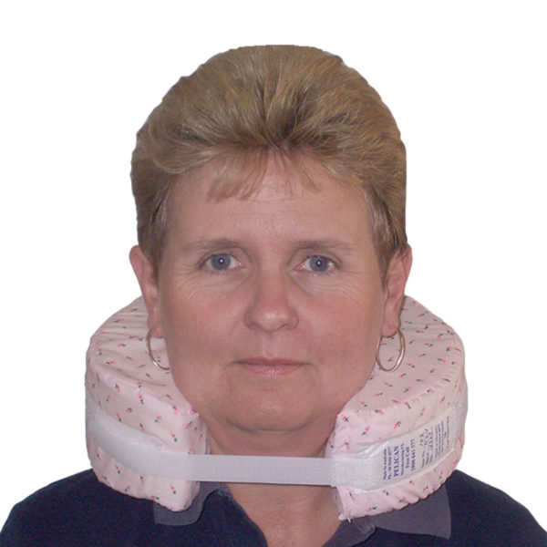 Head Holder in use