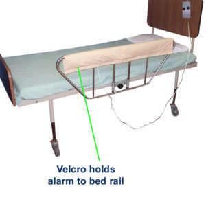 bed rail alarm