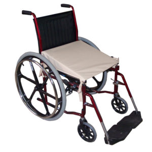 Chair Wedge - Hip Replacement - dimensions