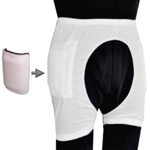 hip protector access pants