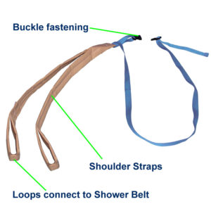 Shower Chair Shoulder Strap