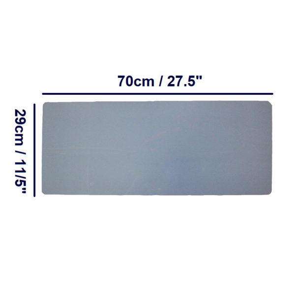Slide Board – Hip Shoulder dimensions