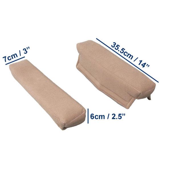 3-Velour-Wheelchair-Arm-Rest-cover-specs