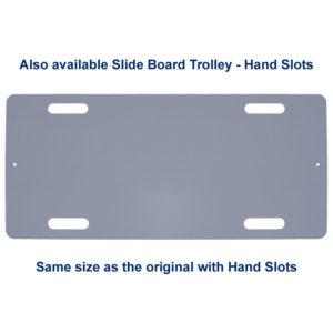 Slide Board Trolley – Hand Slots