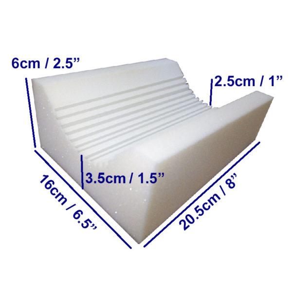4-Bed-Heel-Raiser