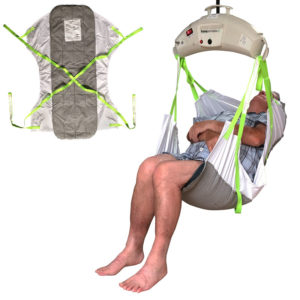 Hammock with Chair Pad Sling – main image