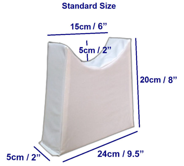 Leg Arm Bandaging Support dimensions