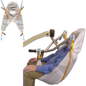 keyhole plate sling