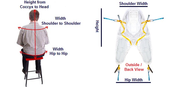 rph dex sling dimensions
