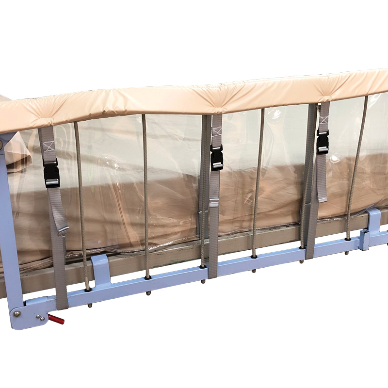 Bed Rail Protector Clear