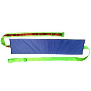 bed sliding strap padded