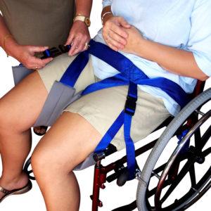 Chair Belt for Sliders Font Fastening