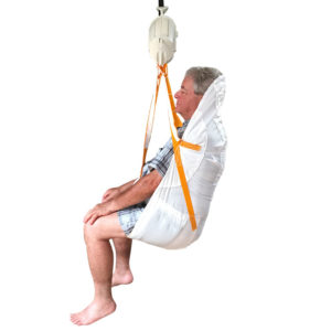 Dex Sling with Loops in use
