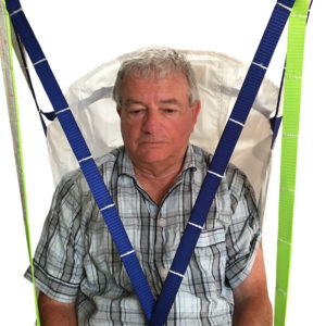 Premier Sling – Sitting Upright