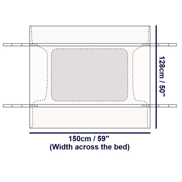 Slide & Turn Hoist Sheet Dimensions