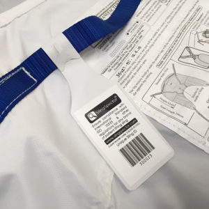 sling id barcode tags