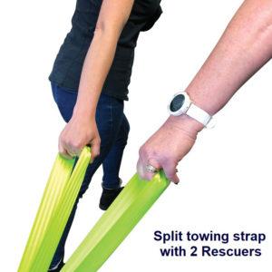 Split-towing-traps-2-rescuers-resqpod