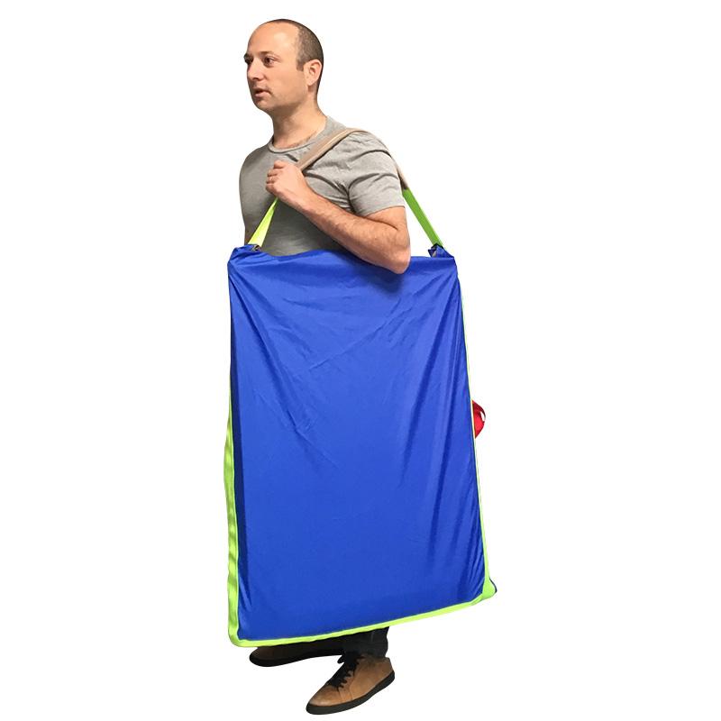 Wheelchair Boot Slider Bag