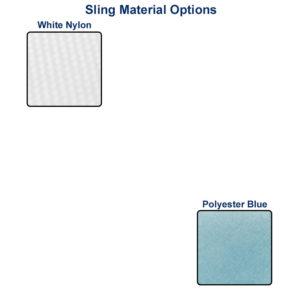 White-Nylon-Poly-Blue
