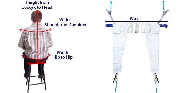 bodex sling dimensions