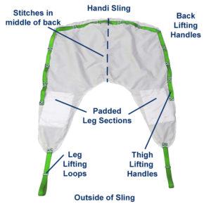Handi Sling diagram