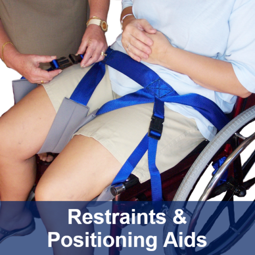 Restraints & Positioning Aids