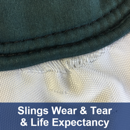 Slings Wear & Tear & Life Expectancy