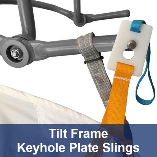 Tilt Frame Keyhole Plate Slings