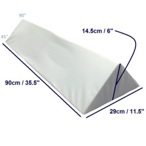 bed wedge large extra long
