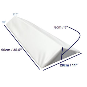 bed wedge small extra long
