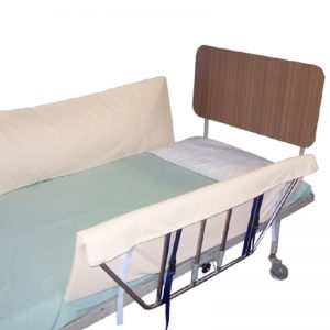 Bed Rail Protector - Strap On