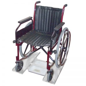 wheelchair ramp scales