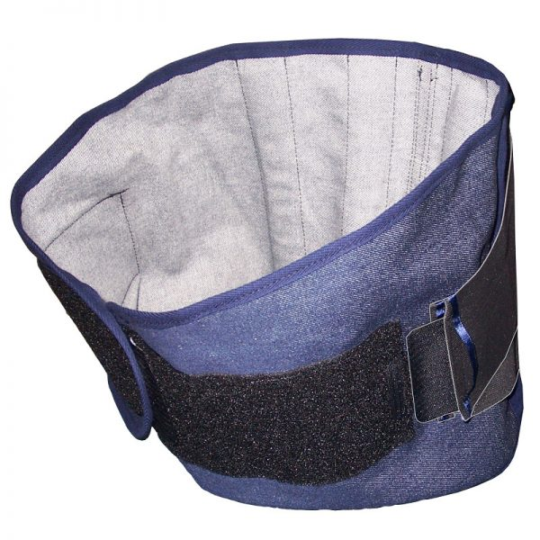 Denim Back Brace