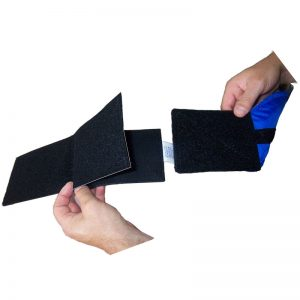 Stand Up Sling Extension Hook & Loop Tape