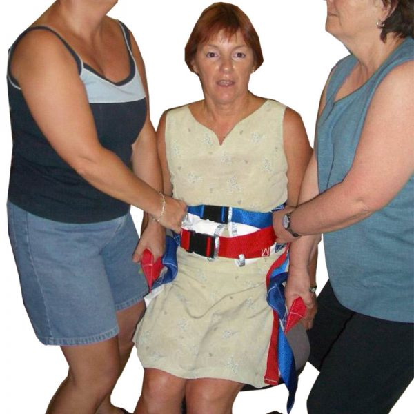 Handi Lift Walk Belt for Ambulance Services