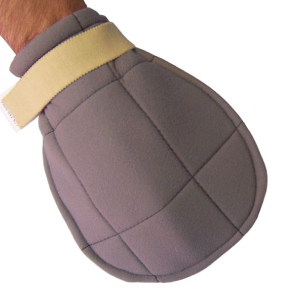 Velour Mitts - Lined