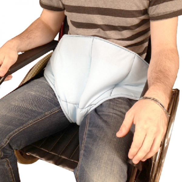 Wheelchair Hip Restraint