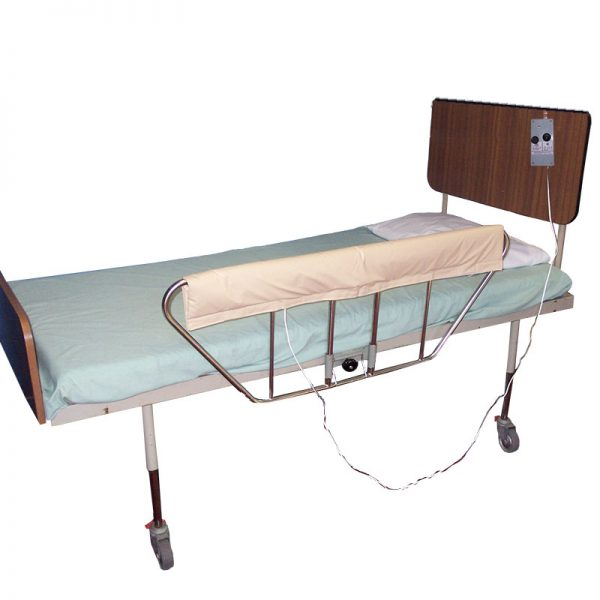 Stand Up Bed Rail Alarm